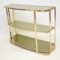 retro_vintage_brass_glass_italian_french_console_table_3
