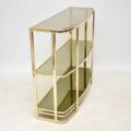 retro_vintage_brass_glass_italian_french_console_table_4