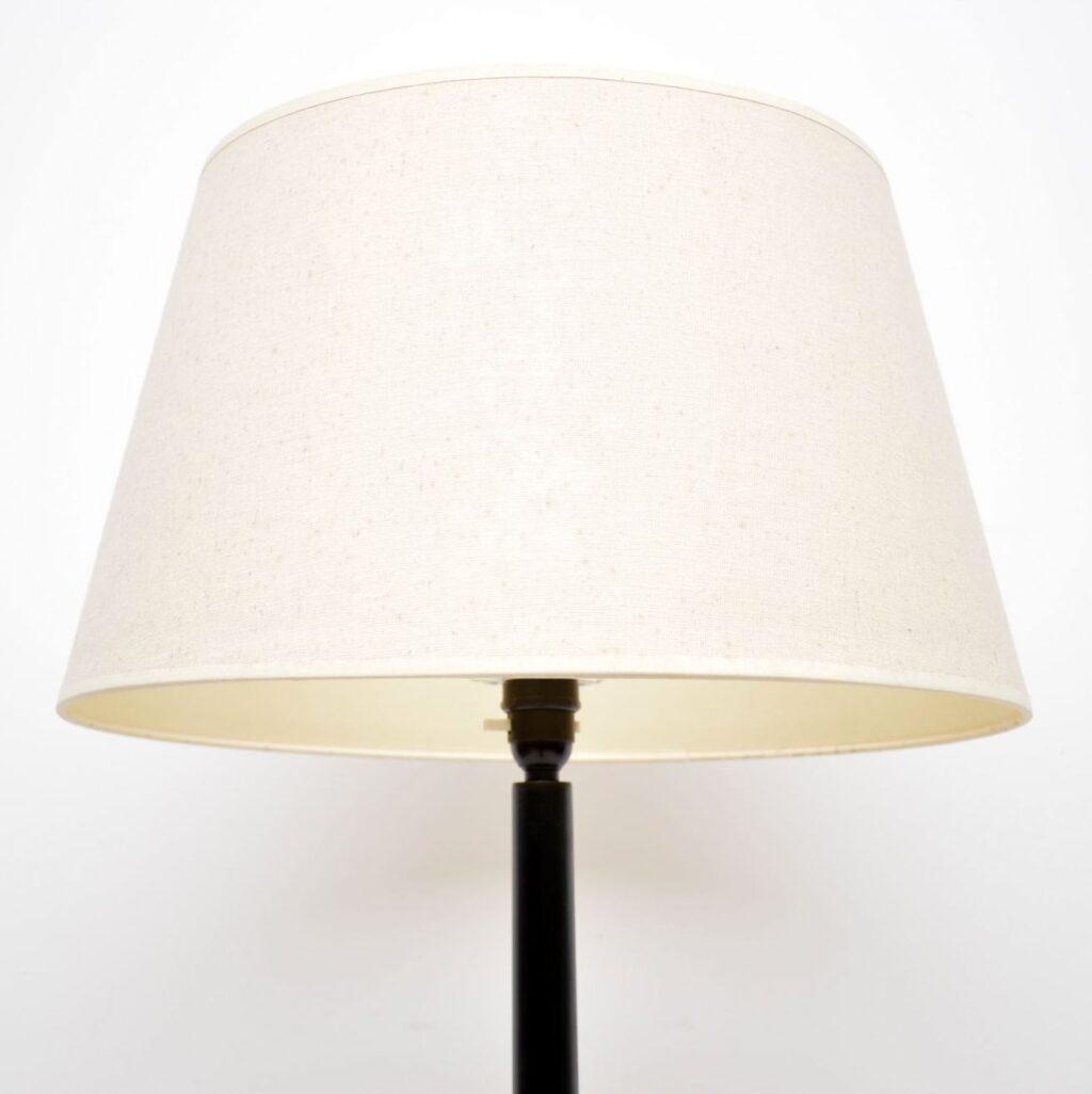 retro vintage floor lamp