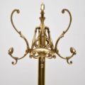 1950's Vintage Italian Brass Hatstand