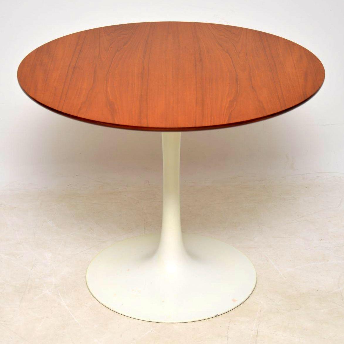 1960's Teak Vintage Tulip Dining Table by Arkana
