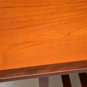 1960's Teak & Afromosia Vintage Coffee Table