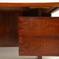 1960's Vintage Danish Rosewood Desk