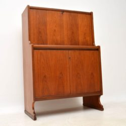 1960's Vintage Teak Writing Bureau