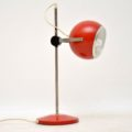 1960's Vintage French Table / Desk Lamp