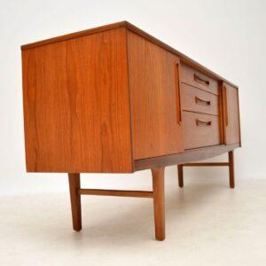 danish teak retro sideboard vintage