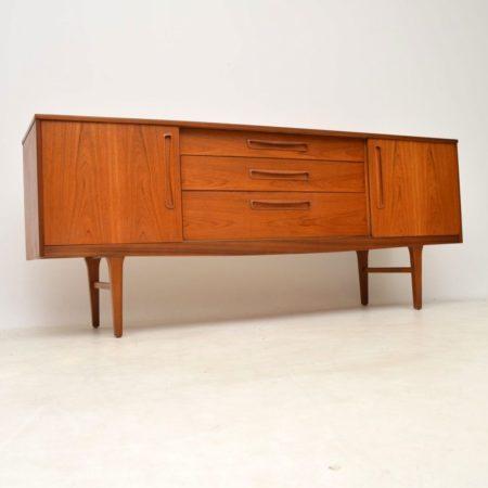 1960's Teak Vintage Sideboard