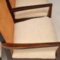 1960's Set of 6 Danish Rosewood Dining Chairs by Dyrlund
