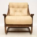 vintage_retro_bamboo_leather_armchair_5