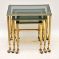 vintage_retro_brass_nest_of_tables_2