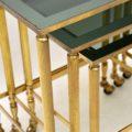 vintage_retro_brass_nest_of_tables_9