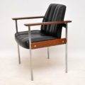vintage_retro_leather_rosewood_armchair_dokka_2