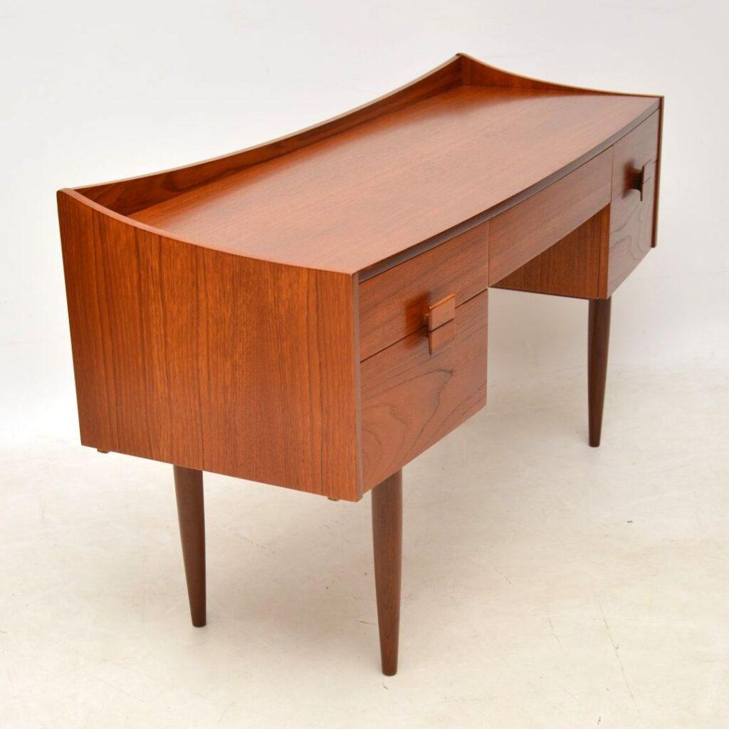danish teak desk ib kofod larsen g- plan