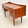1960's Danish Teak Desk by IB Kofod Larsen for G- Plan
