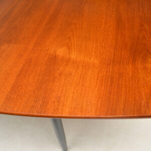 Robin Day for Hille Mahogany Vintage Dining Table