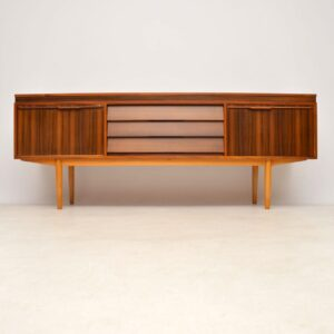 1960's Walnut Sideboard by Morris of Glasgow