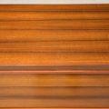 walnut retro vintage sideboard by morris of glasgow