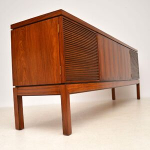 rosewood retro vintage bridgford sideboard by robert heritage for archie shine
