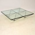 1980's Vintage Coffee Table by Paolo Piva for B&B Italia