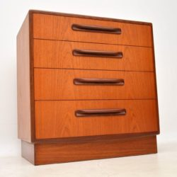 1960's Teak Vintage Chest of Drawers by G- Plan