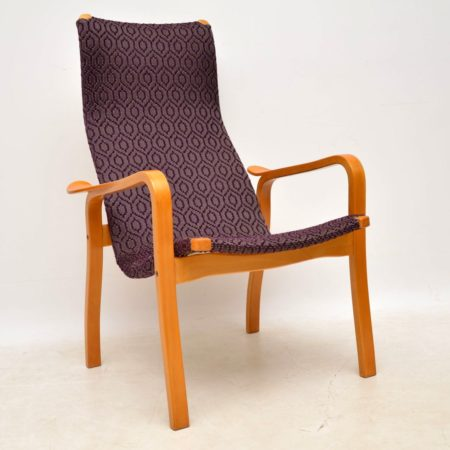 1970's Vintage Primo Armchair by Yngve Ekstrom for Swedese