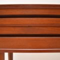 1960's Danish Teak Side Table / Chest of Drawers