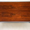 1960's Vintage Rosewood & Chrome Nest of Tables