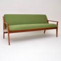 1950's Danish Teak Sofa by Arne Vodder