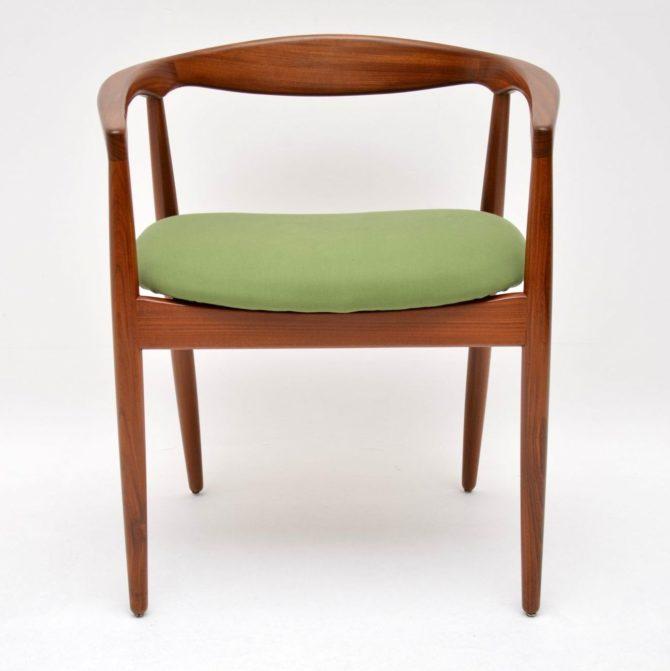 danish retro vintage troja chair kai kristiansen
