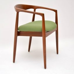 danish retro vintage troja chair kai kristiansen