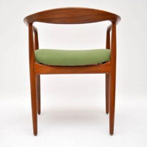"1960's Danish ""Troja"" Chair by Kai Kristiansen"