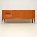 1960's Vintage Teak Sideboard by McIntosh
