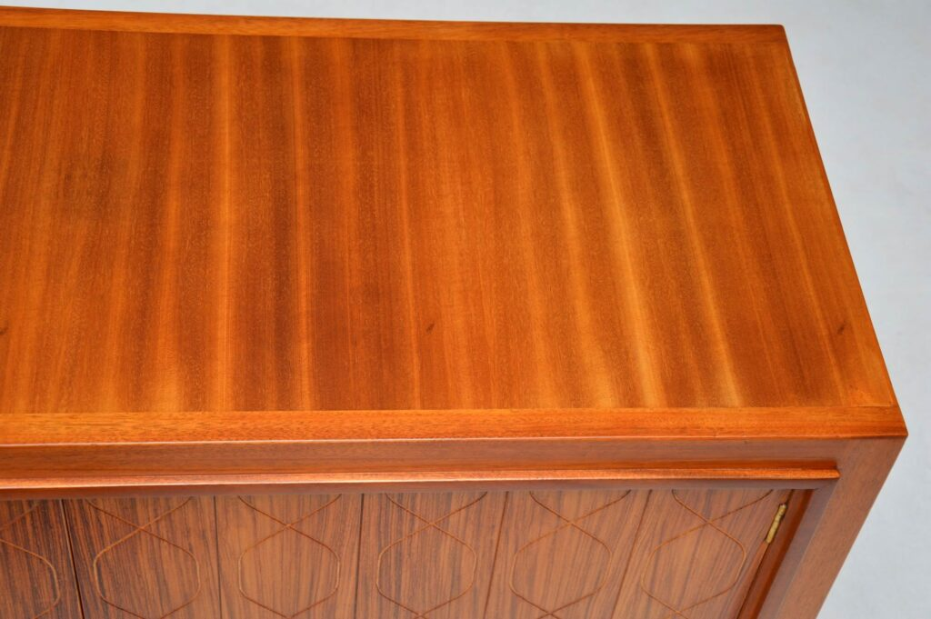 gordon russell double helix rosewood sideboard