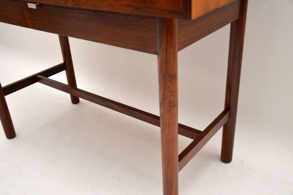 robert heritage archie shine rosewood drinks cabinet
