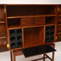 1960's Vintage Rosewood Drinks Cabinet by Robert Heritage for Archie Shine
