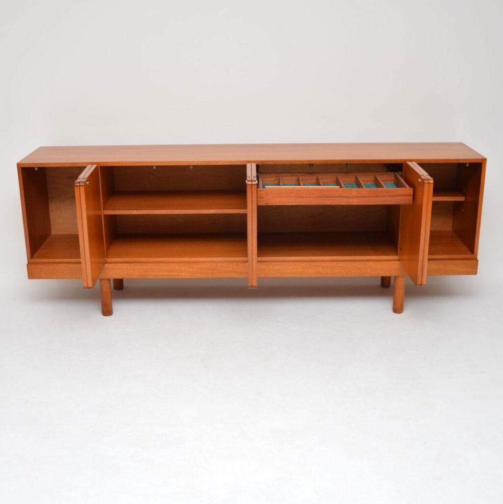 rosewood retro vintage sideboard gordon russell