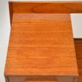 1960's Teak Vintage Telephone Bench / Side Table