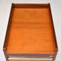 1970's Vintage Teak Filing Chest of Drawers