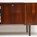 1960's Vintage Danish Rosewood Sideboard by Arne Vodder