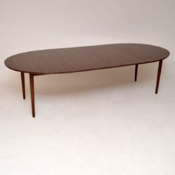 1960's Danish Rosewood Dining Table by Finn Juhl