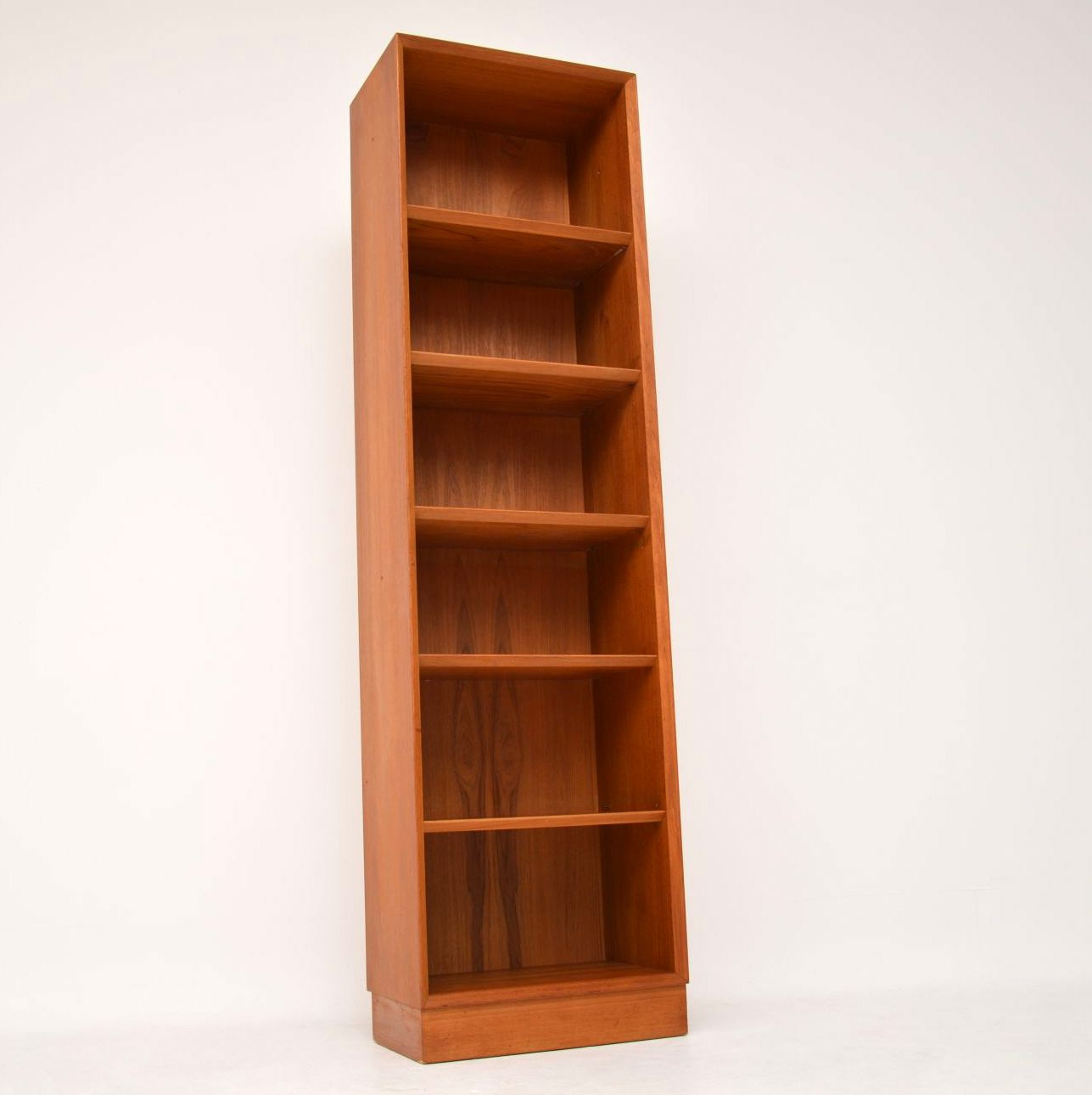 danish teak retro vintage bookcase