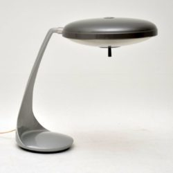 1960's Vintage Spanish Desk Lamp by Lupela