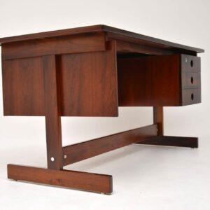 sergio rodrigues brazilian rosewood desk