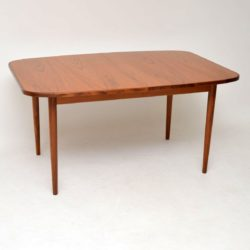 1960's Teak Vintage Extending Dining Table by G- Plan