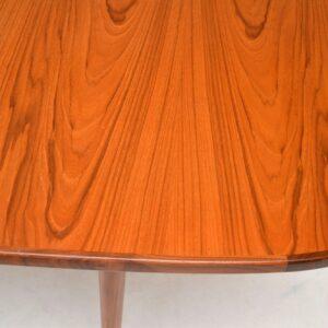 1960's Teak Vintage Extending Dining Table by G- Plan