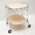 Retro Folding Drinks Trolley by Antonio Citterio for Kartell