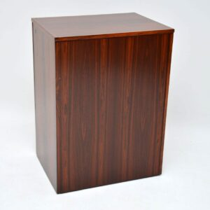 1960's Danish Rosewood Bar / Drinks Cabinet by Erik Buch for Dyrlund