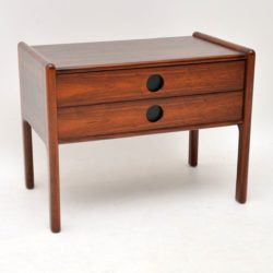 1960's Danish Rosewood Side Table