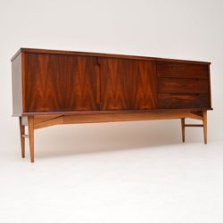 1960's Vintage Danish Rosewood Sideboard by Fredericia