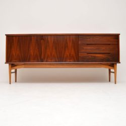 danish rosewood retro vintage sideboard fredericia